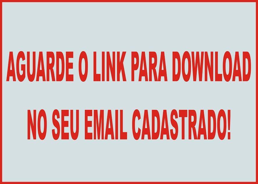 Aguarde o link para download de sua apostila no seu email cadastrado!