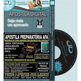 APOSTILA AFA - Academia da Força Aérea - AERONÁUTICA - Teoria + 9.800 Exercícios