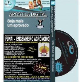 Apostila FUNAI - ENGENHEIRO AGRÔNOMO - Teoria + 5.800 Exercícios - Concurso 2016
