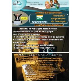 Apostila PETROBRAS - Engenheiro de PRODUÇÃO - QUESTÕES RESOLVIDA E COMENTADAS II